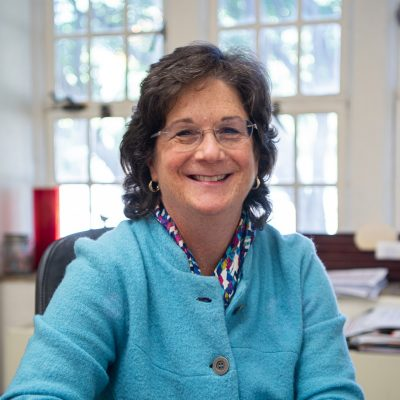 Vice Provost for Undergraduate Academic Affairs, Rachel Holloway