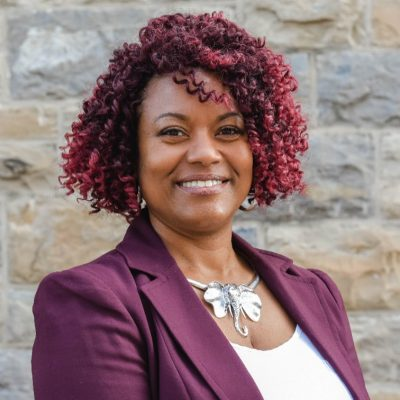 Associate Vice Provost for Student Success Initiatives, Kimberly Smith