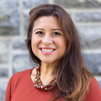 Assistant Vice Provost for Enrollment Management Strategic Initiatives, Dannette Gomez-Beane